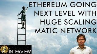This Is How Ethereum Scales - Matic Network Crypto