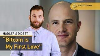 """Bitcoin Is My First Love"" 