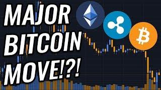 MAJOR Move Confirming For Bitcoin & Crypto Markets! BTC, ETH, XRP, BCH & Cryptocurrency News!