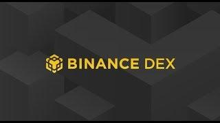 Как создать кошелёк Binance Dex . Децентрилизованная биржа криптовалют Бинанс Декс