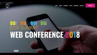 EOS dApps | EOS Web Summit Conference | EOS Airdrops | EOS Dan Larimer