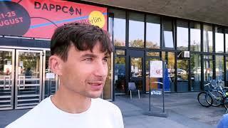 Алексей Ахунов (Alexey Akhunov) – Ethereum Researcher, интервью с конференции DAPPCON 2019