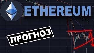 Криптовалюта ЭФИРИУМ Прогноз на август 2019! Ethereum падение курса!