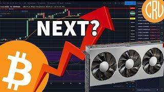 Bitcoin and Altcoins UP - What's Next? | Radeon VII is the New Ethereum Mining KING