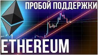 Эфириум опасно покупать в краткосрок / Возможность бычьей ловушки на Ethereum