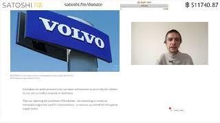 Apple против криптовалюты, Volvo на блокчейне, новые токены на Coinbase