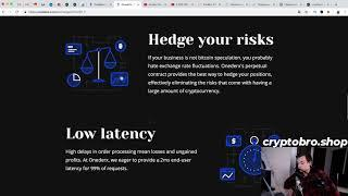 Обзор биржи Onederx. Фьючерсы без эксперации, биржа криптовалюты bitcoin без комиссии