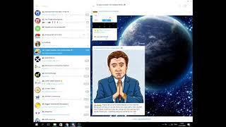 airdrop криптовалют июль 2019, airdrop криптовалют 2019 tezosnewairdrop_bot Заработок без вложений