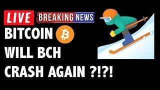 Will Bitcoin Cash (BCH/BTC) Crash Again?! - Crypto Market Technical Analysis & Cryptocurrency News