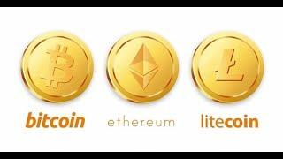 BITCOIN PRICE ETHEREUM FEDNOW PAYMENT SYSTEM LITECOIN & MORE