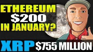 Ethereum To $200 With Constantinople Upgrade, Institutions Buying Billions Of XRP On OTC Market