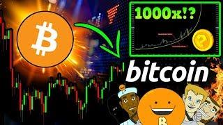 Bitcoin Signal that Sparked Last BULL RUN is BACK! 1000x Gains Possible for Altcoins?!