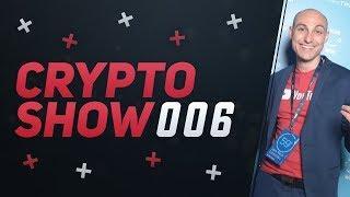 Crypto Show 6 : Google et Bitcoin, Ethereum Fork, Venezuela, Wallet intégré