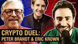 Crypto Duel: Will Bitcoin Ever Hit $100K? | Peter Brandt & Erik Crown