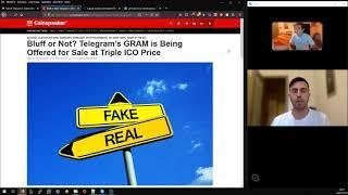 [NEWS 04/07/19] PREVENDITA GRAM : Scam o Grossa Speculazione? (Telegram ICO)