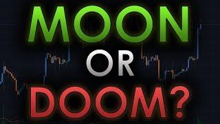 IS BITCOIN READY FOR THE MOON OR BIG CRASH INCOMING? - BTC/CRYPTOCURRENCY TRADING ANALYSIS