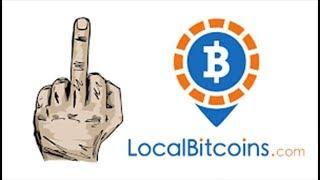 ГДЕ КУПИТЬ БИТКОИН? Localbitcoins.com.