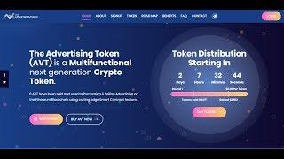 Get 500 ATV Coins And Earn Free Bitcoin/Ethereum New Exchange Airdrop