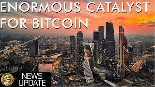 Biggest Bitcoin Price Catalyst Ever - State Actors Buying Crypto