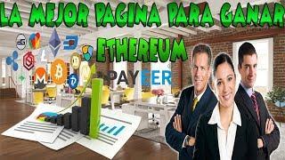 LA MEJOR PAGINA PARA GANAR BONOS DE ETHEREUM CADA HORA