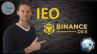 Мысли о IEO, Binance Dex и Предстоящем Росте Рынка Криптовалют