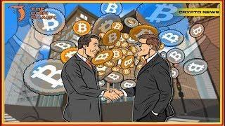 Более $1 млрд. - Зафиксирована сделка на рынке криптовалют. Прямой Канал