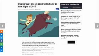 Падение рынка криптовалют. Санкции биржи BINANCE. Декабрь 2018
