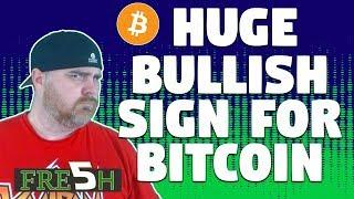 Huge Bullish Sign for Bitcoin | XRP DOES NOT PUMP | QuadrigaCX Wallets Found