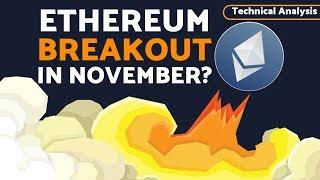 Ethereum Breakout In November? + Cardano, Aion & ICON Analysis