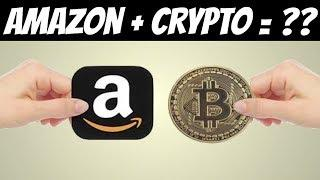 Amazon Gets Deeper into Blockchain | New Ethereum Competitor  ?