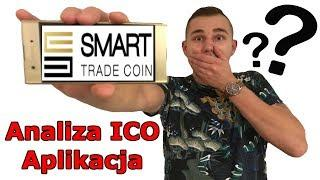 Smart Trade Coin ICO Arbitraż Kryptowaluty Aplikacja STS  Zarabianie w Internecie 2019