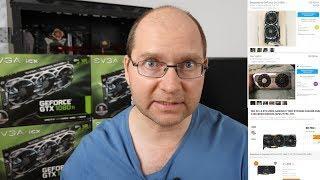 Почему GTX 1080 Ti надо БРАТЬ СЕЙЧАС?