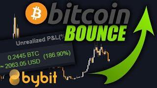 Bitcoin Bounce & WICHTIGE Altcoin News!