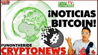 ¡BITCOIN, ÚLTIMAS NOTICIAS! /CRYPTONEWS 2019