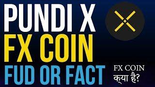PUNDI-X & FX COIN SWAP  |  FUNCTION COIN ICO?  |  FUD OR FACT IN HINDI