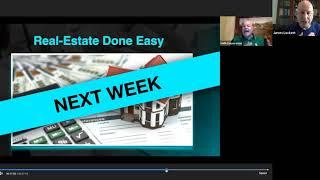 """Real Estate Done Easy"" - NEW Unifii Course Launching Soon"