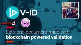V-ID ICO обзор проекта