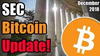 "SEC Bitcoin Update: ""This is Huge Progress & I Don't Think It's Getting the Attention it Deserves."""