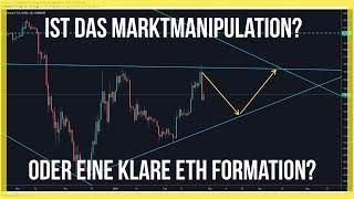 -400$ Bitcoin, Manipulation oder Formation?