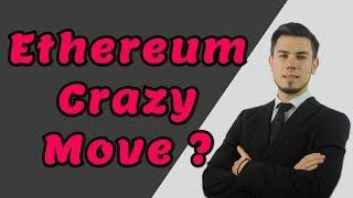 Ethereum Crazy Move ? - Technical Analysis Today News Price