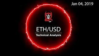 """Ethereum Technical Analysis (ETH/USD) : The """"X"""" factor...  [01.04.2018]"""