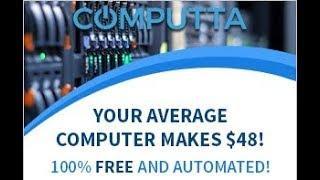 Computta ПЛАТИТ! Отзывы, download computta,ответы на вопросы  Computta Smart Miner payment