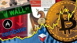 $100K BITCOIN Possible?!? $ADA Next for Coinbase? Wall St. Manipulation [PROOF] $BTC ETF News
