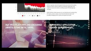 BQT ico reviews -  Social P2P Crypto Exchange and Hedge Trading Platform