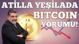 Atilla Yeşilada Bitcoin Hakkında Ne Düşünüyor? 2019 Sonu Dolar Tahmini!