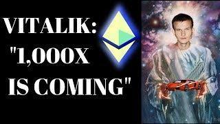 """Vitalik: Ethereum Will Scale 1,000x Soon, JP Morgan: """"Big Believers in Ethereum!!"""" Market Pumps"""