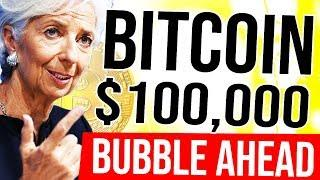 BITCOIN $100K BUBBLE
