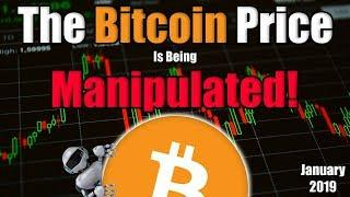 Be Careful! The Bitcoin Price is Being Manipulated!