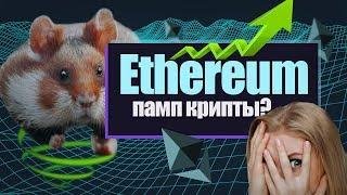 Будет ли памп Ethereum перед хардфорком?