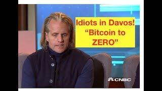 """HA! Cyrpto """"Guru"""" Says Bitcoin Will Go to $0! No """"Use Case!"""""""